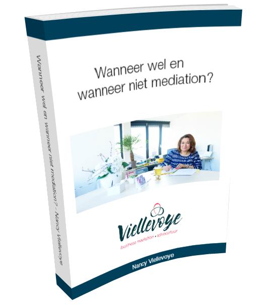 e-book gratis Nancy Villevoye mediation zorg